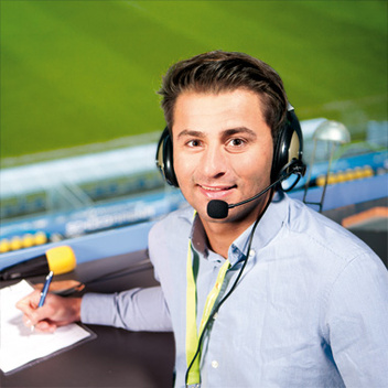 Bachelor-Studium Sportjournalismus & Sportmarketing