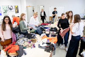 Fashion Design Bachelor-Studium